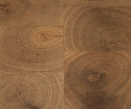 Ted Todd Geocentric End Grain Celestial Engineered Wood