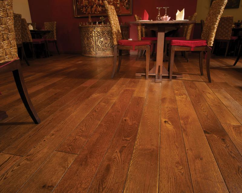 ted todd toffee solid wood commercial flooring
